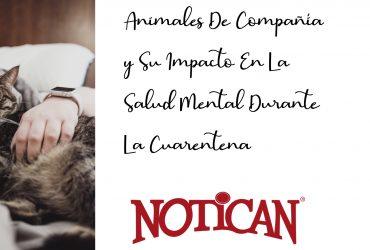 Animales de Compañía y su impacto en la Salud Mental durante la Cuarentena